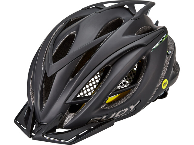 Rudy Project Racemaster MIPS Cykelhjelm, black stealth (matte)